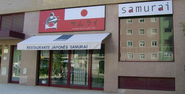 Restaurante Samurai Lumiar