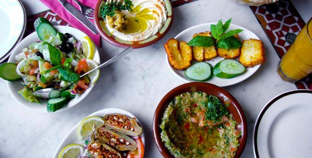 NOVIDADE: abriu hoje o primeiro restaurante sírio de Lisboa!