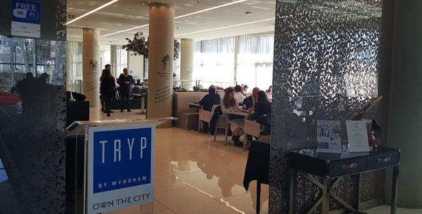 Colinas de Lisboa Tryp Lisboa Aeroporto