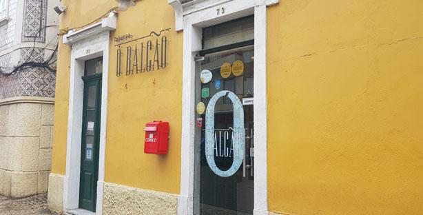 restaurante Taberna Ó Balcão santarém