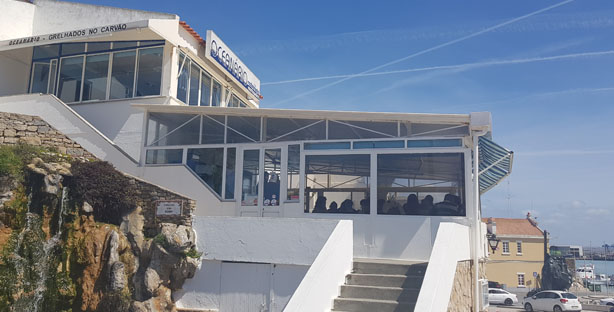 restaurante oceanário peniche