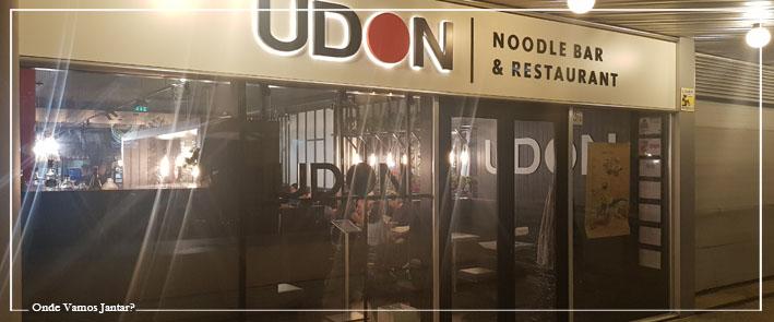 UDON – NOODLE BAR & RESTAURANT