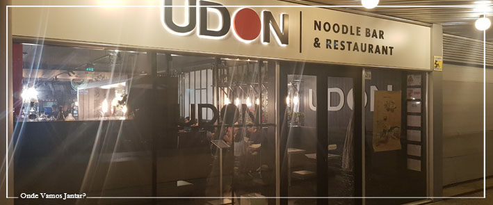 UDON – NOODLE BAR & RESTAURANT