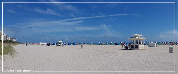 miami beach praia