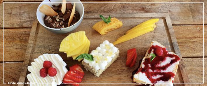 Clássico Beach Bar by Olivier sobremesas