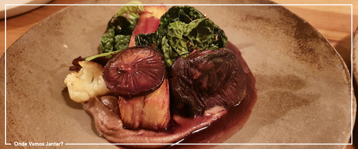 arkhe restaurante vegetariano
