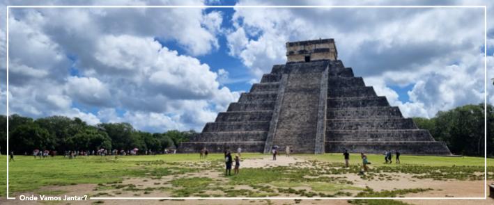 chichen iza roteiro méxico riviera maya