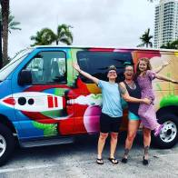 camper travel van rental miami