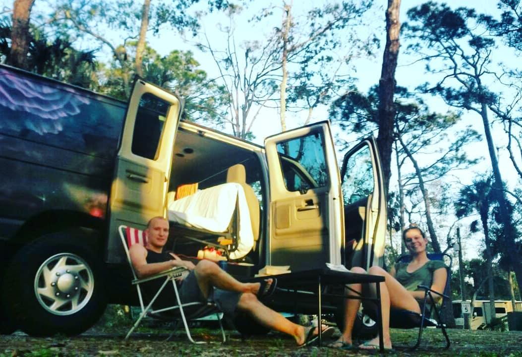 rent a van camper