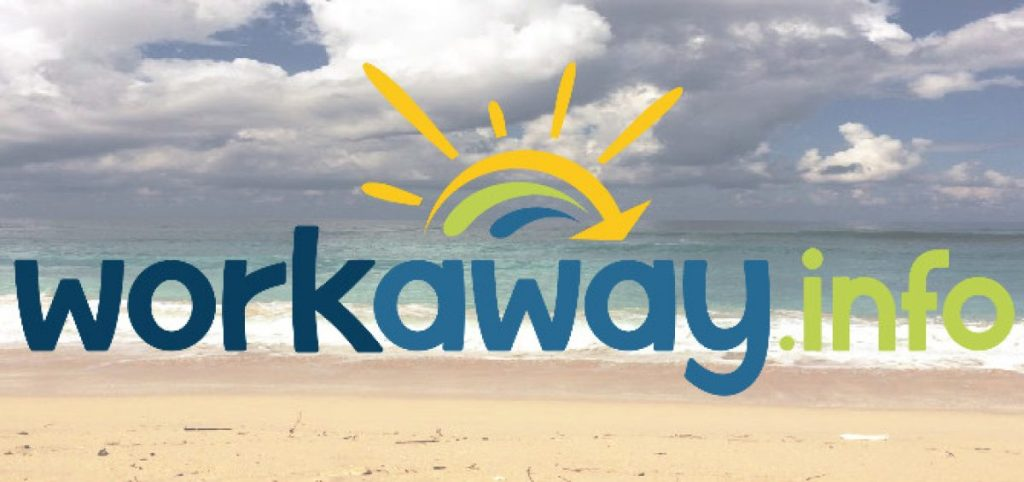 Logo do Workaway