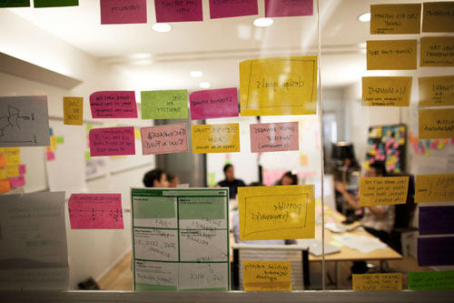 IDEO-brainstorms
