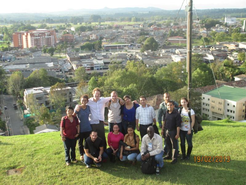 Academia DHIS vista Popayan