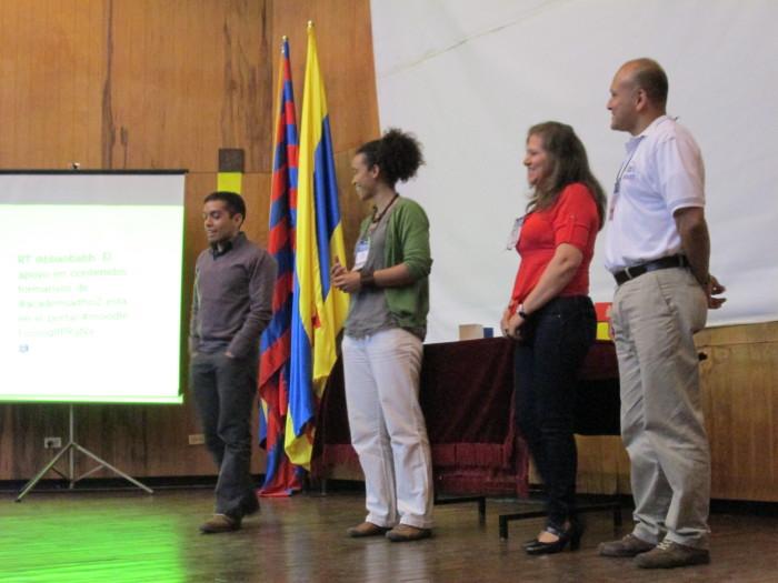 Academia DHIS presentacion participantes