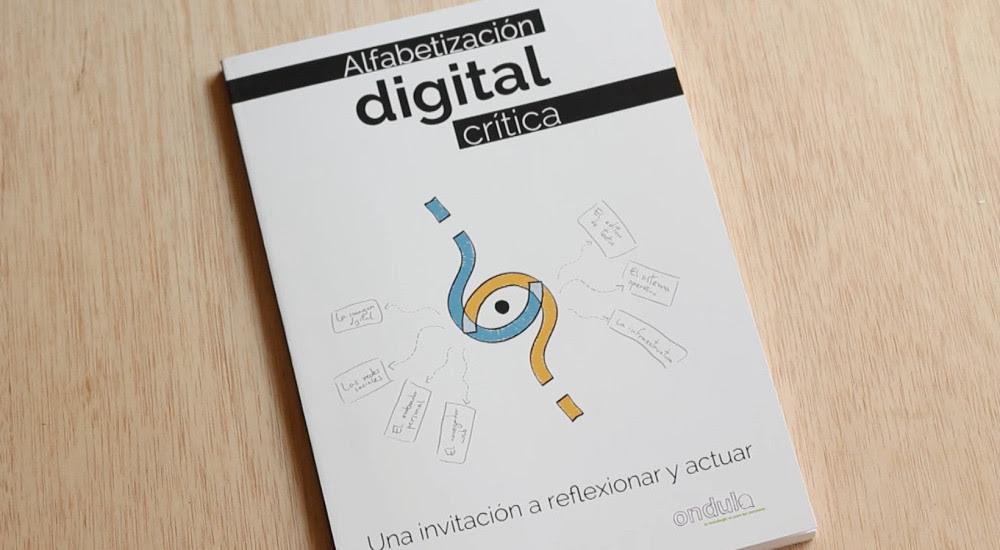 guía de alfabetización digital crítica