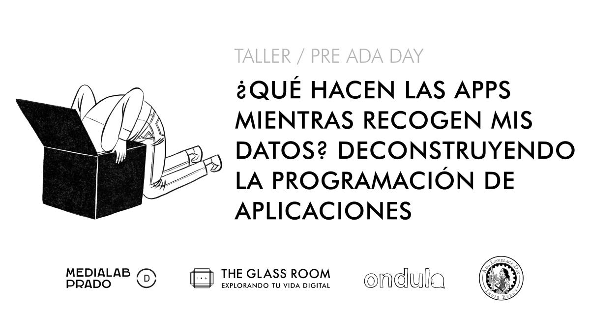 Taller programacion de aplicaciones Glass Room