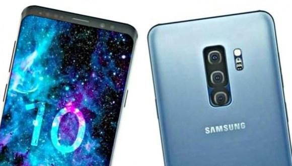 ألوان هاتف سامسونج Galaxy S10 الجديد
