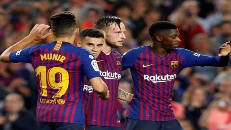 هنا الآن بث مباشر الدوري الأسباني .. برشلونة وأتلتيك بيلباو  يلا شوت كورة لايف