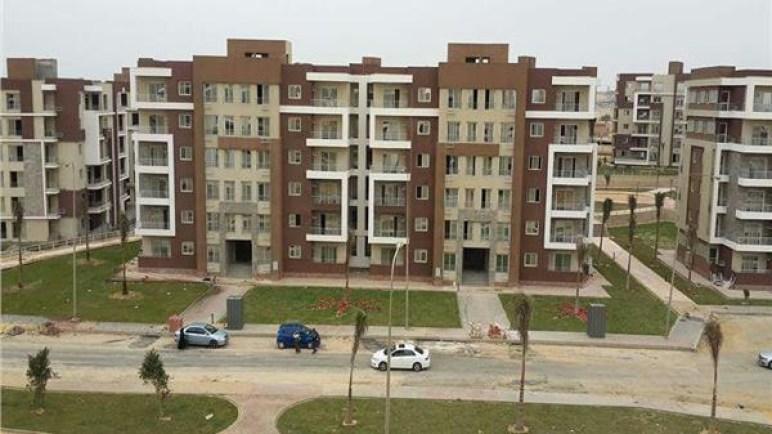 تسليم 1032 وحدة سكنية بمشروع دار مصر بالشيخ زايد