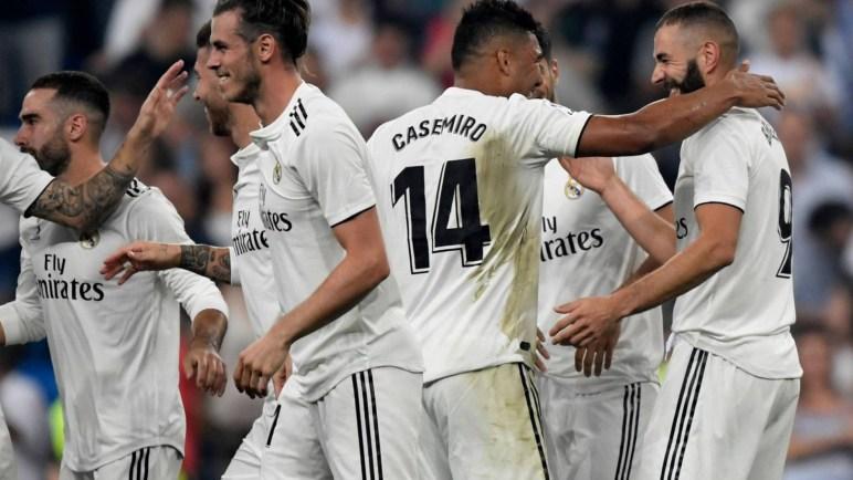 يالاشوت الجديد رابط لايف حصري مباراة ريال مدريد وأياكس امستردام