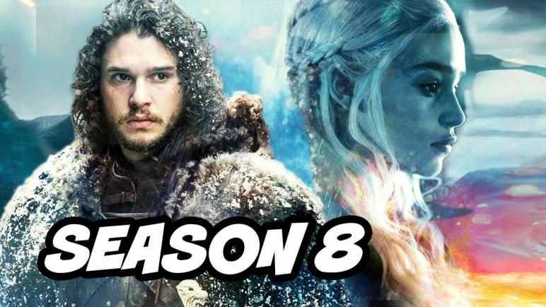رابط مشاهدة مسلسل صراع العروش Game of Thrones الموسم الثامن الحلقة 6 السادسة