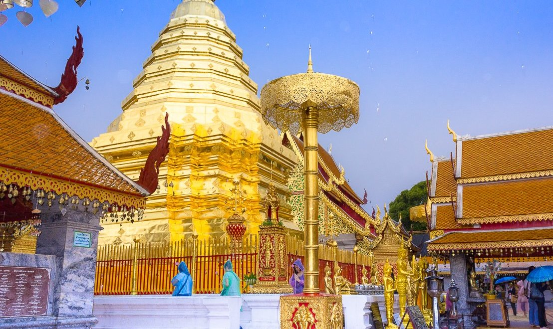 Must See Chiang Mai Temple – Wat Phra That –