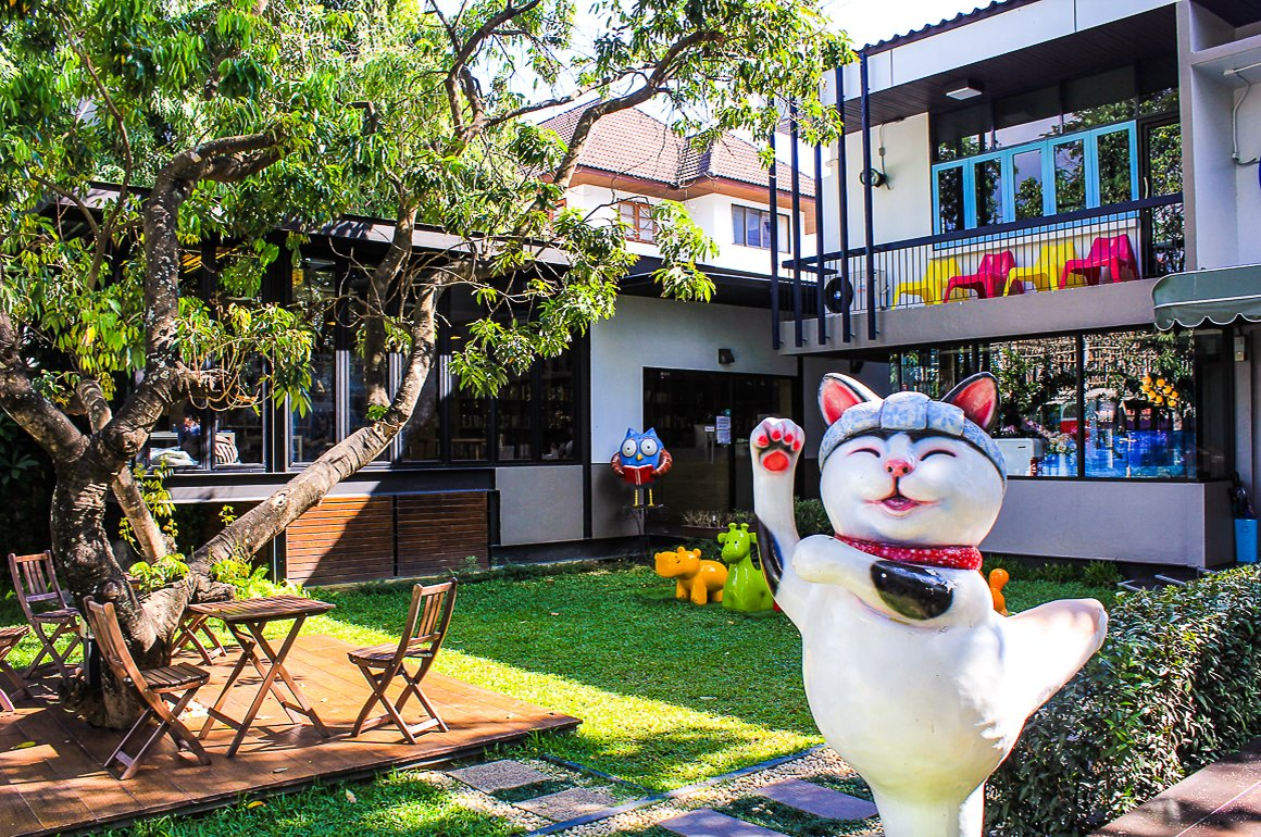 My Favorite Chiang Mai Coffee Shops