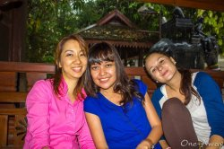 Friends at Doi Suthep-Wat Pra That