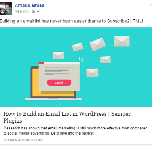 Would you be more inclined to click on a blank link or on a rich snippet such as this?