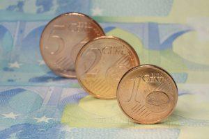 euro, cent, coins