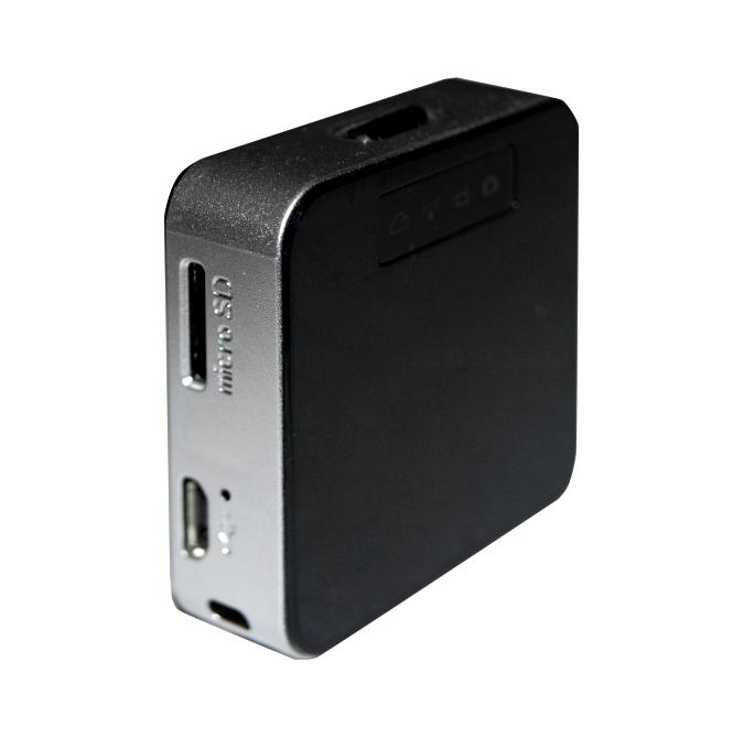IP WiFi микро камера Cube 1