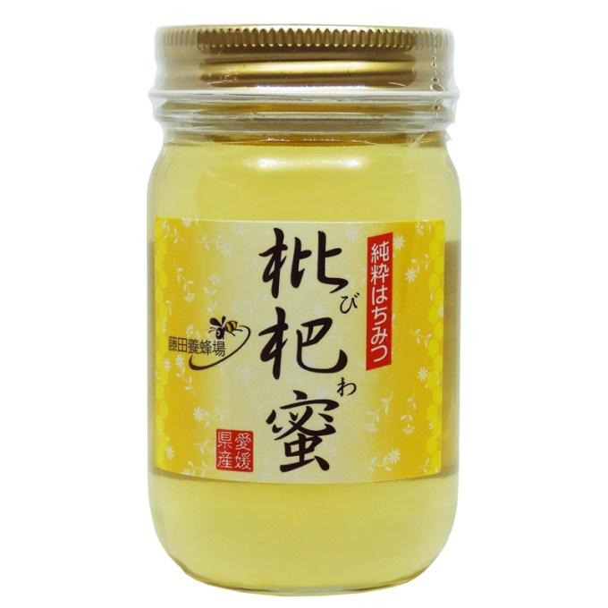ハニーオブザイヤー2019 国産部門 優秀賞受賞 愛媛 びわ蜂蜜