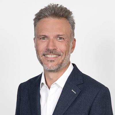 Most handsome salesman in Switzerland Toni Bürki