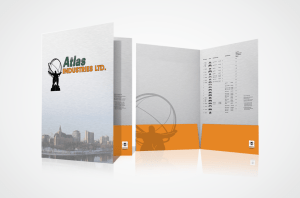 Atlas Industries Presentation Folder