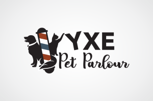 YXE Pet Parlour Logo