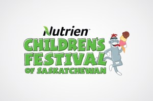 Nutrien Children's Festival Logo