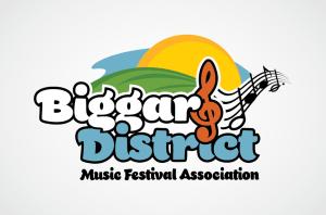 Biggar & District Music Fest Logo