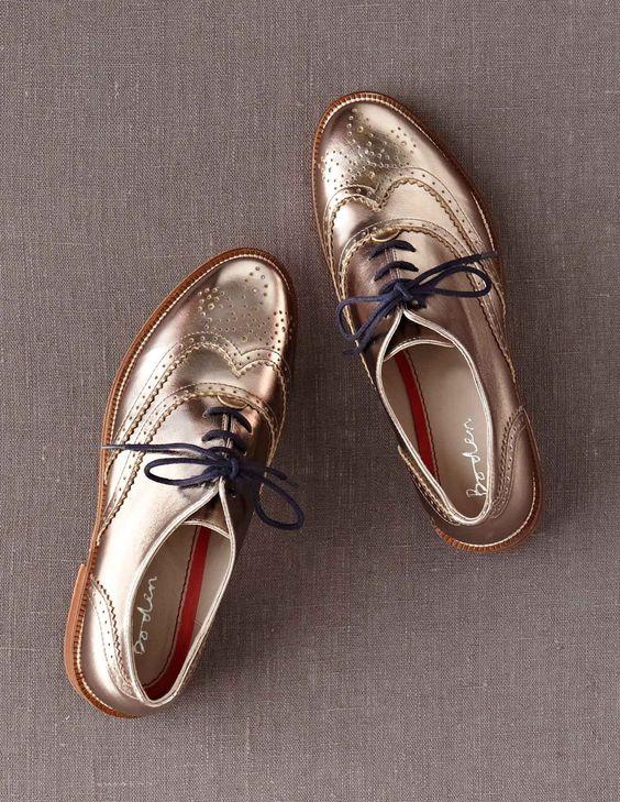 Shoes: Derbies & Richelieu