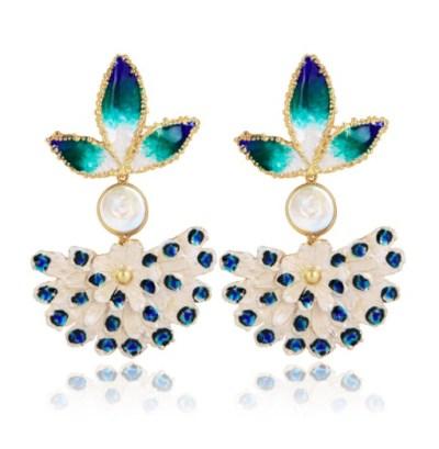 Boucles d'oreilles chandelier - Stelladot