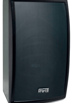 Apart MASK8F Black 8 HiFi Pro Speaker Inc Mount 230W 8ohm