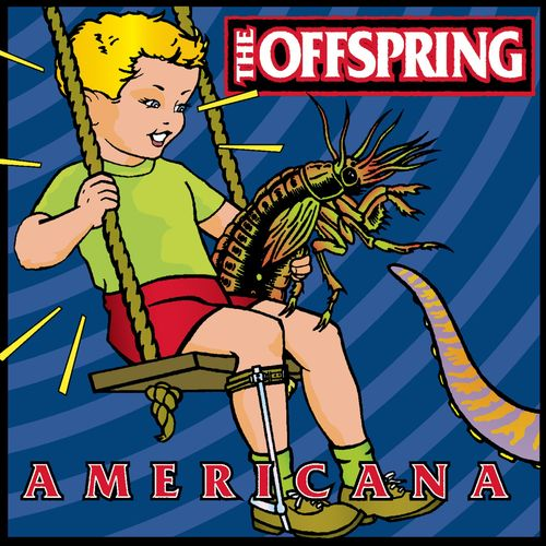 americana the offspring album round hill records