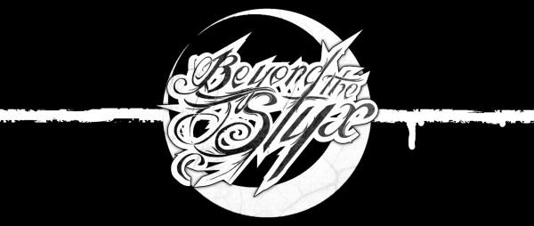 beyond the styx logo white