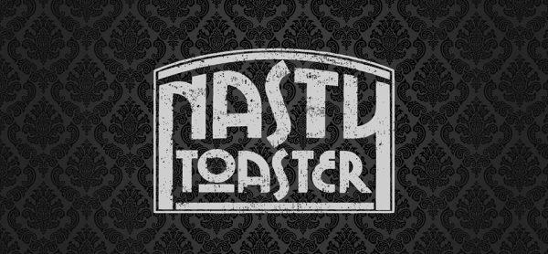 nasty toaster logo groupe