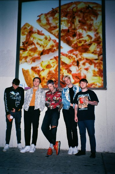 bring me the horizon band promo picture 2019 chuff media UK
