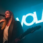 VOLA hard rock café lyon sounds like hell productions applause of a distant crowd tour 2019