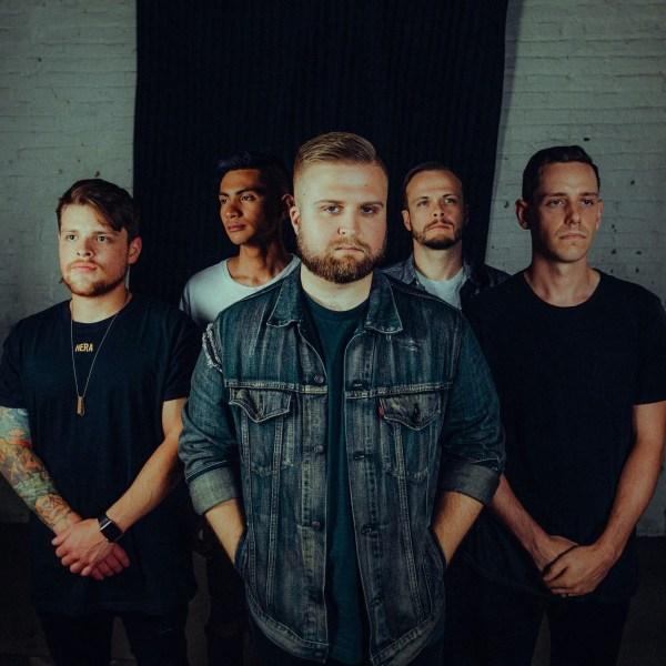 hostile array band promo pic