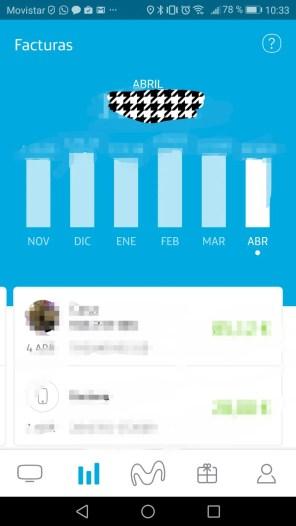 Mi Movistar Beta para Android 3