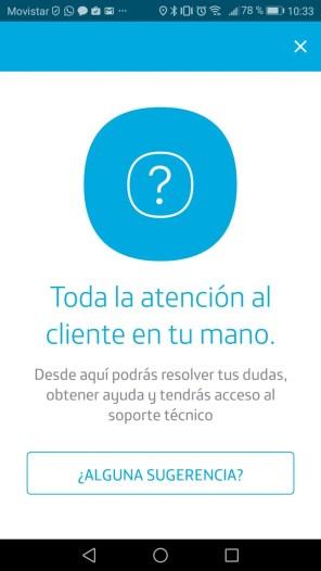 Mi Movistar Beta para Android 4