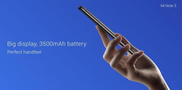 minote 3 bateria