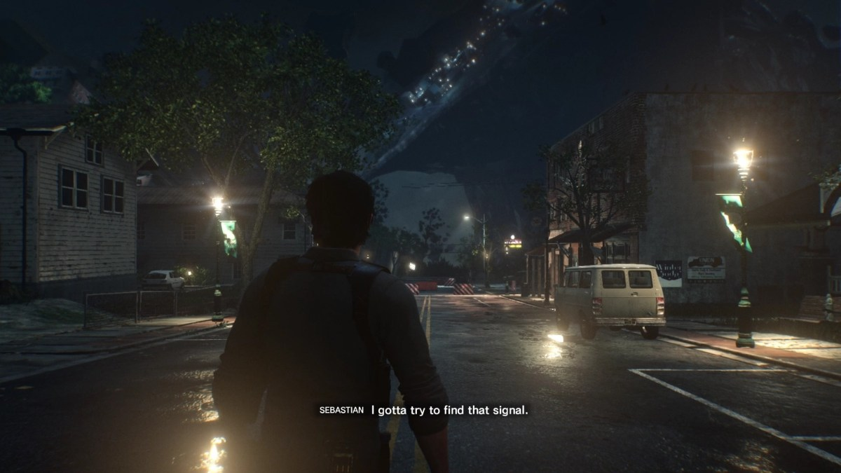 The Evil Within 2 Ciudad Rota