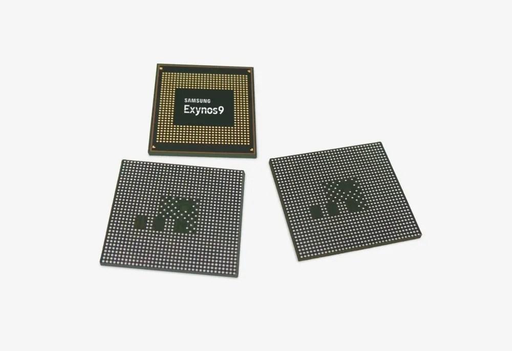 Exynos 9 Serie 9810